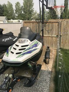 Arctic Cat Powder Special 580