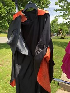 Witch costume size 6-9
