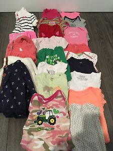 Size 6-12 month lot