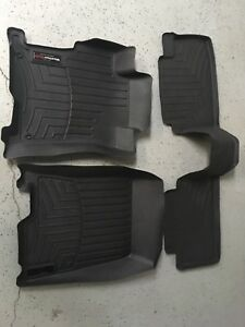 Weather tech floor liners