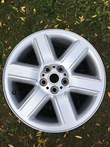 "4 mags 19"" OEM LAND ROVER RANGE"