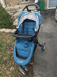 Baby jogger city mini 3 wheel