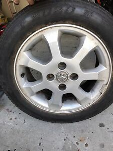 Holden Astra wheels x2 Prestons Liverpool Area Preview