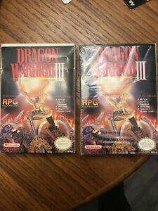 Dragon Warrior 3 for NES (Boxed)