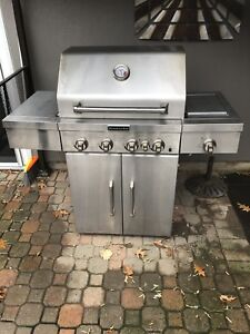 BBQ KitchenAid