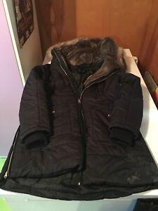 Manteau d'hiver femme LARGE