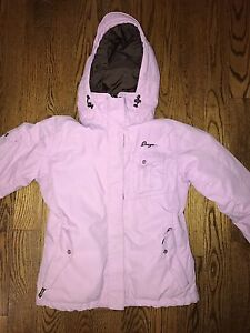 Ladies small / size 2 Orage ski jacket light purple A1 condition
