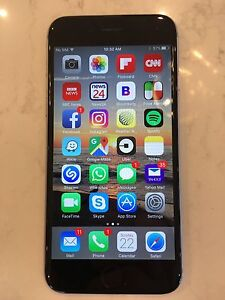 iPhone 6.  Excellent condition. 16GB. Rogers.