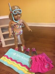American Girl Beach Outfit