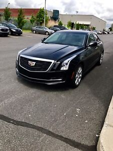 Cadillac ATS 2.5 2016 Lease Transfer- Takeover