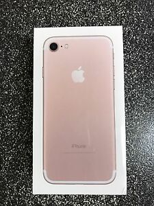 Iphone 7 32gb. Rogers. New