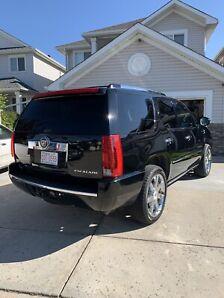 2009 Cadillac Escalade Ultra Luxury
