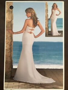Size 5 wedding dress