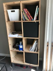 Bookcase / shelving unit - flexible price