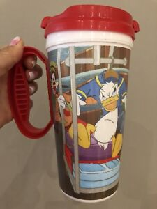 Disney insulated Mugs with Lids