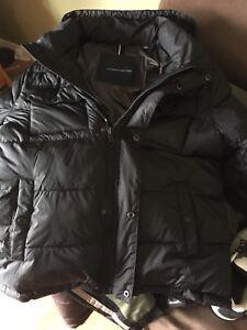 Large Tommy Hilfiger winter jacket