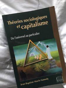 Théories sociologiques et capitalisme