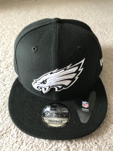 827a35f651a  New  Philadelphia Eagles New Era SnapBack cap 9Fifty