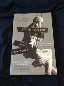 13 Reasons Why Book