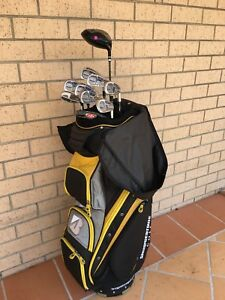 Good Brand Golf Clubs. Excellent Condition