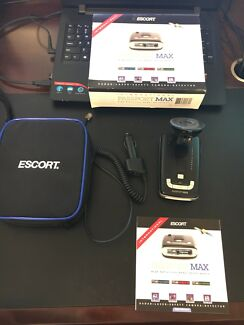 ESCORT PASSPORT MAX RADAR