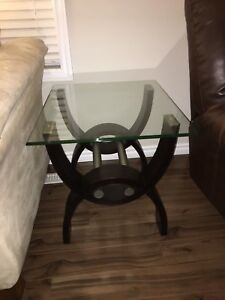Coffee and 2 End Tables $500 obo
