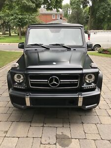 Selling my 2016 Mercedes GWagon