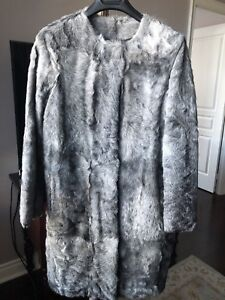 Brand new Shearling Coat.
