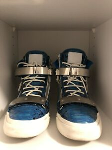 Giuseppe Zanotti Sneakers 43 used with the box