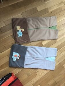 Car seat or stroller covers
