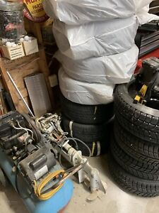 Assorted tires and rims NEED GONE