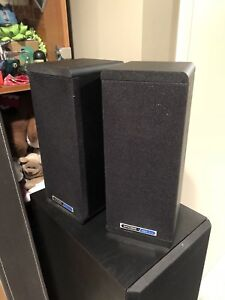 Vintage Koss M85 Plus speakers