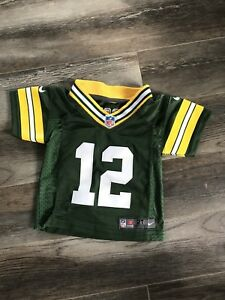 Nike Toddler Jersey:  Aaron Rogers Green Bay Packers