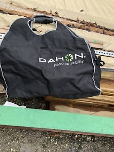 Dahon folding bike carry bag