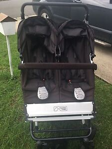 Mountain buggy diet with rain cover double pram Werrington Penrith Area Preview