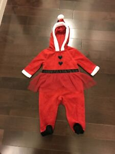 Christmas outfit 3/6months