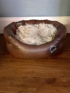 Small breed dog bed