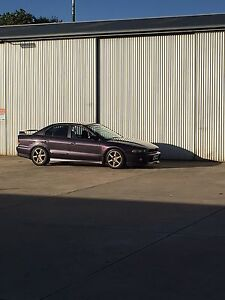 1996 Mitsubishi Galant VR4 twin turbo AWD Surrey Downs Tea Tree Gully Area Preview