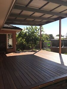 Decking and pergolas Werribee Wyndham Area Preview