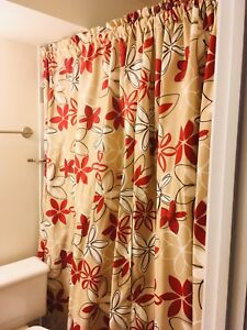 MOVING SALE: Curtains