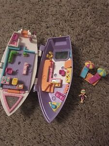 90's Vintage Various Collectible Polly Pocket Sets