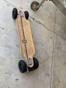 Wanted: Evolve Skateboard Bamboo