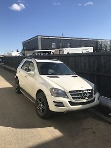 2011 Mercedes ML350 bluetec