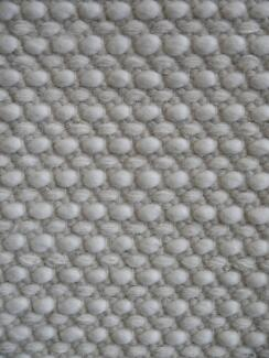 New Bayliss Grampian Snowfield Hand Woven Flatweave Wool Rugs