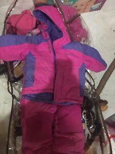 2T Columbia Snow suit
