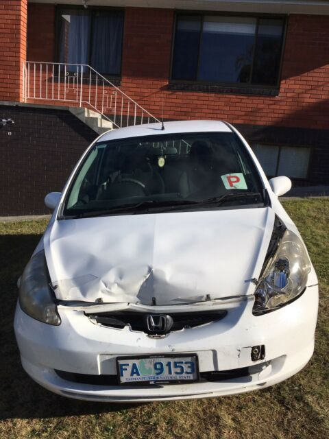 Wrecking Honda Jazz Vti 2004 Wrecking Gumtree Australia Hobart