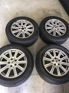 """Land Rover / Range Rover 18"""" Wheels and Tyres Geebung Brisbane North East Preview"""