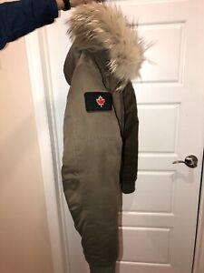 Numéro mens winter jacket small