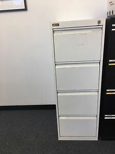 Metal Filing Cabinet 4 drawers Moore Park Inner Sydney Preview