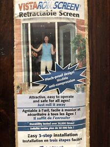 Screen door - new - never out of box